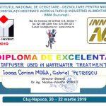 Diploma de Excelență – PRO INVENT 2019