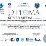 EUROINVENT 2019 – Medalia de argint