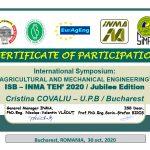 Diploma ISB-INMA THE 2020
