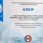 Medalia de aur INOVA 2020